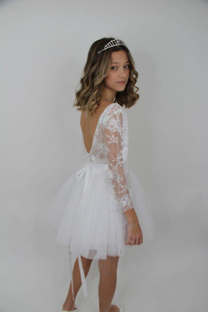 שמלה לבת מצווה